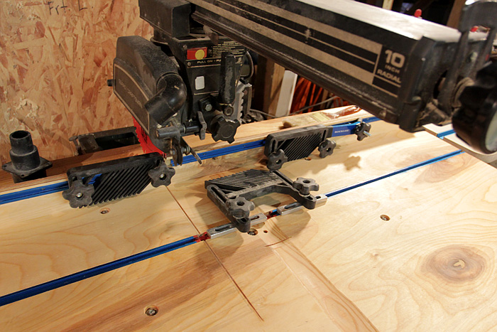 Radial Arm Tool Tips Amp Modifications Example Craftsman